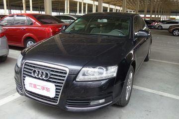 奥迪 A6L 2010款 2.4L 自动 豪华型(国Ⅳ)