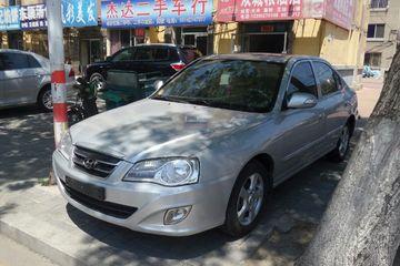 现代 伊兰特三厢 2011款 1.6L 手动 GL舒适型天窗版(国Ⅲ)
