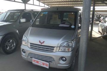 五菱 五菱之光 2010款 1.0L 手动 8座实用型长车身(国Ⅳ)