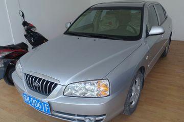 现代 伊兰特三厢 2005款 1.6 GL 手动 标准型