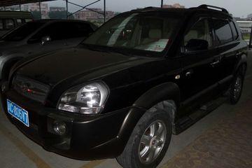 现代 途胜 2005款 2.7 GLS 自动 豪华型四驱