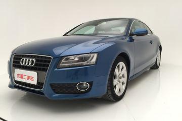 奥迪 A5-Coupe 2012款 2.0T 自动 四驱