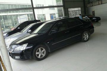 本田 雅阁 2006款 2.4 自动 舒适型