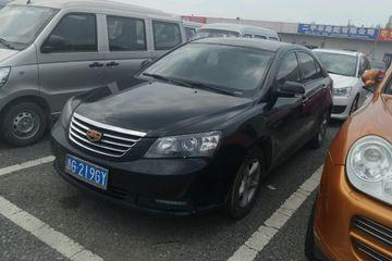 帝豪 EC7三厢 2012款 1.5 手动 超悦惠民型