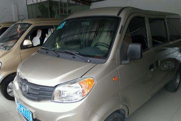 海马 福仕达 2013款 1.2 手动 舒适型7座