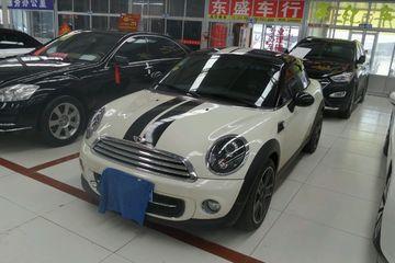 迷你 Cooper Coupe 2013款 1.6T 自动 JCW版