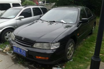 本田 雅阁三厢 1998款 2.3 手动 EX