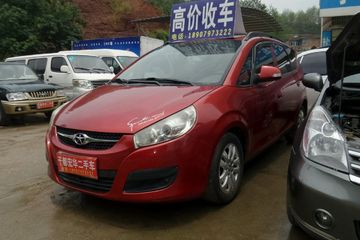 江淮 和悦两厢 2011款 1.8 手动 运动型5座RS