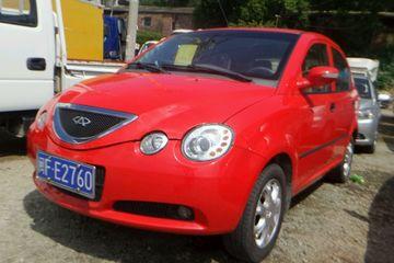 奇瑞 QQ6三厢 2007款 1.3 手动 舒适型