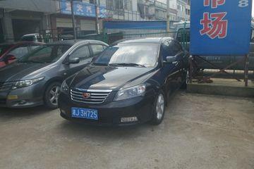 帝豪 EC7三厢 2012款 1.8 自动 尊贵型