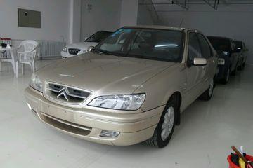 雪铁龙 爱丽舍三厢 2003款 1.6 自动 SX 8V