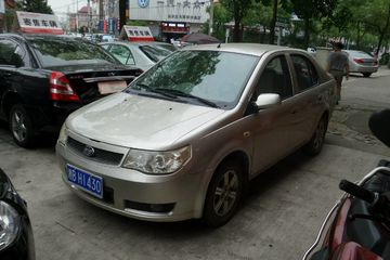 天津一汽 威志三厢 2007款 1.5 手动 豪华型
