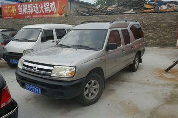 日产 锐骐 2009款 3.0T 手动 后驱标准型柴油