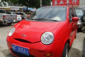 奇瑞 QQ3两厢 2008款 1.1 手动 标准型