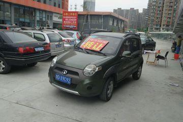 长城 迷你SUV 2010款 1.3 手动 舒适型前驱