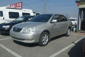 丰田 花冠 2005款 1.8 自动 GLX-I