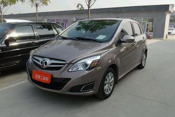 北京汽车 E系两厢 2012款 1.3 手动 乐天版