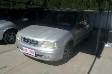 天津一汽 夏利N3三厢 2006款 1.0 手动 三缸