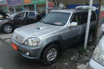 华泰 特拉卡 2003款 2.5T 手动 TCi四驱 柴油