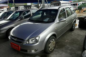 雪佛兰 赛欧两厢 2005款 1.6 手动 SRV SE舒适型