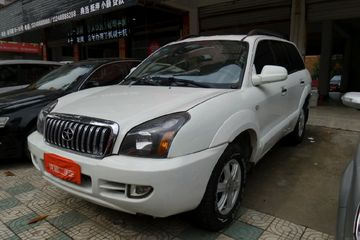 江淮 瑞鹰 2009款 2.4 手动 豪华运动型前驱