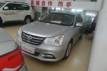 东风 风神A60 2012款 1.6 手动 豪华型
