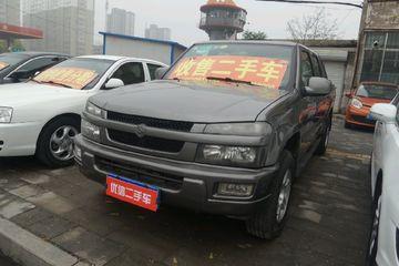 黄海 大柴神 2013款 2.4T 手动 DD1022K豪华型两驱 柴油