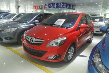 北京汽车 E系列三厢 2013款 1.5 自动 乐尚版