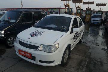 天津一汽 威志三厢 2007款 1.5 手动 豪华型 CNG油气混合