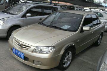 海马 323 2002款 1.8 自动 豪华型