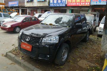 长城 风骏 2013款 2.8T 手动 欧洲小双排领航型后驱 柴油