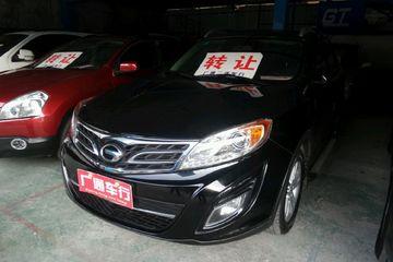 广汽 传祺GS5 2012款 2.0 手动 舒适版前驱