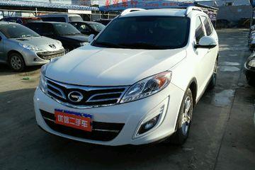 广汽 传祺GS5 2012款 2.0 手动 精英版前驱