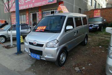 北京汽车 威旺306 2013款 1.3 手动 超值版基本型7座