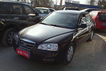 现代 伊兰特三厢 2007款 1.6 手动 舒适型GL