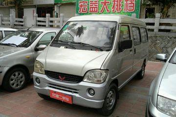 五菱 五菱之光 2007款 1.2 手动 基本型加长8座