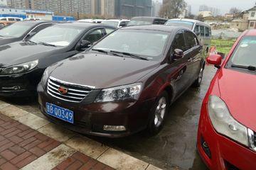 帝豪 EC7三厢 2012款 1.5 手动 舒适型