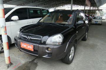 现代 途胜 2007款 2.7 自动 GLS豪华型四驱