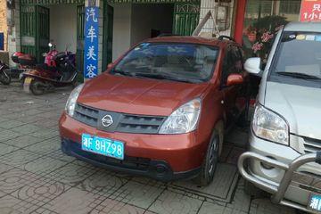 日产 骊威 2008款 1.6 手动 GT炫能型