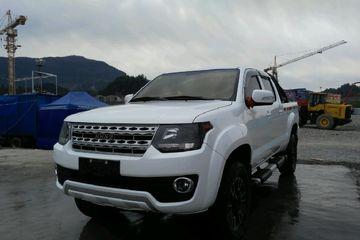 黄海 黄海N2 2015款 2.8T 手动 至尊版后驱 柴油