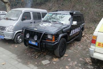 Jeep 切诺基 2001款 4.0 手动 超级切诺基2021四驱