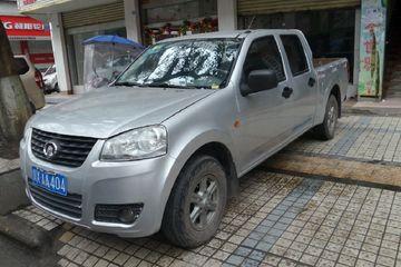 长城 风骏 2011款 2.8T 手动 公务版小双精英型四驱 柴油
