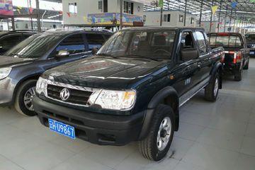 日产 锐骐皮卡 2014款 3.2T 手动 兴业版标准型四驱 柴油