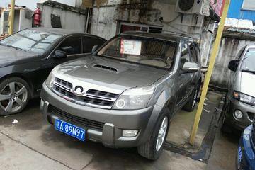 长城 哈弗H3 2009款 2.5T 手动 TCI豪华型后驱 柴油