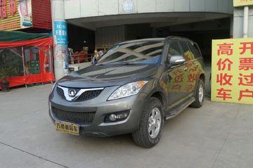 长城 哈弗H5 2011款 2.0T 手动 欧风版绿静舒适型后驱 柴油