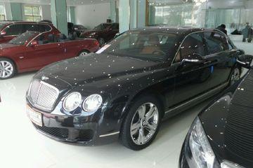 宾利 飞驰 2012款 6.0T 自动 限量版