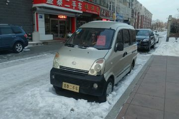 长安 镭蒙 2005款 1.3 手动 NCA