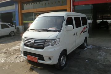 哈飞 骏意 2011款 1.3 手动 空调型8座
