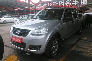 长城 风骏 2011款 2.8T 手动 公务版大双精英型两驱 柴油