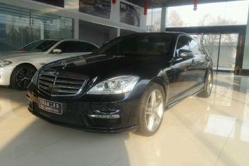 奔驰 S级 2012款 3.0 自动 S300L商务简配型
